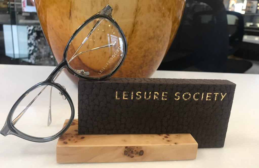 Leisure Society frame
