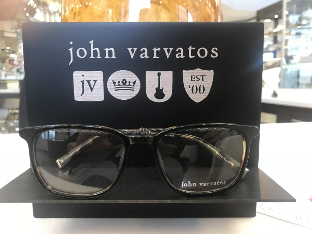 John varvatos frame of the month.