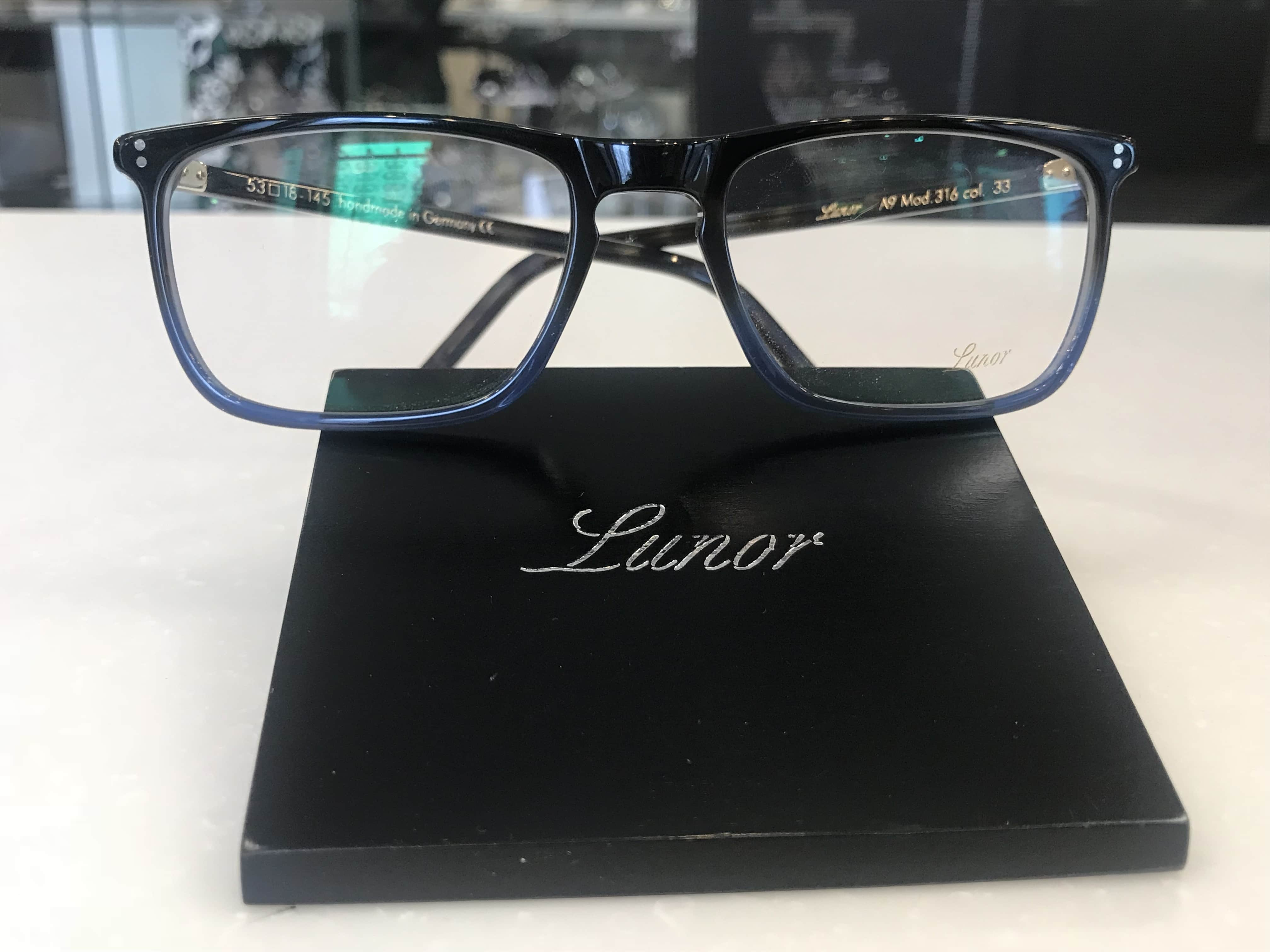 Lunor Model 316 frames