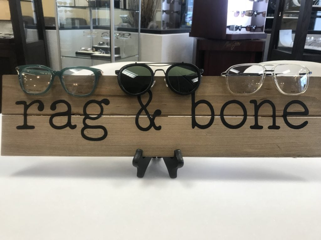 Rag & Bone glasses.