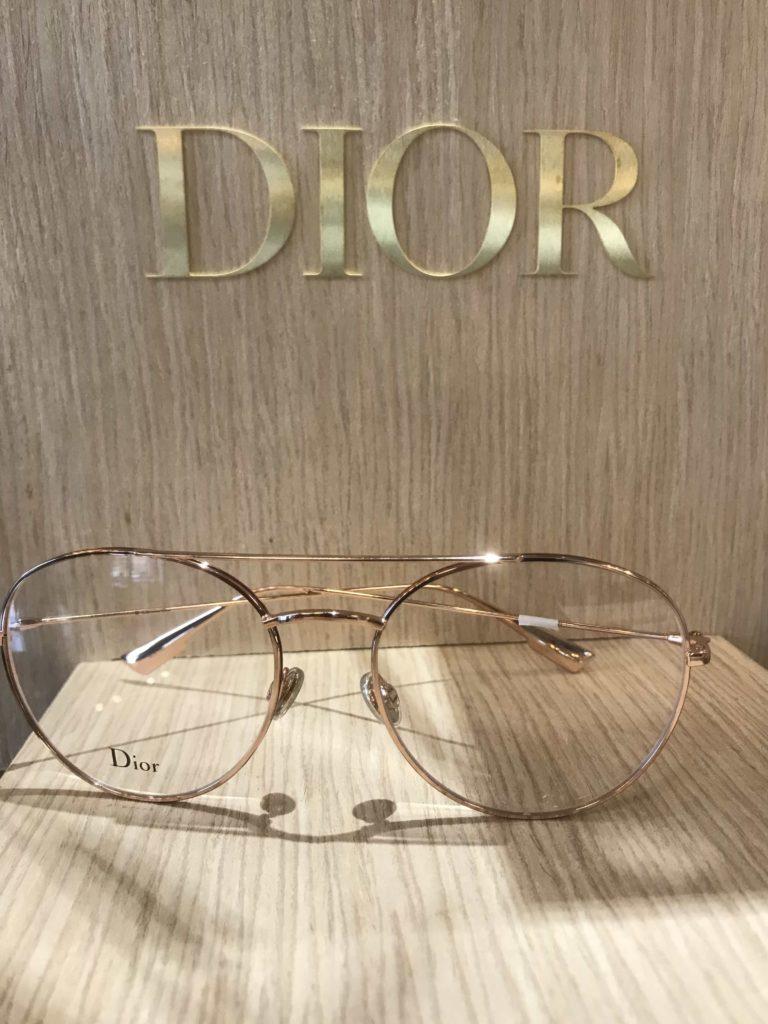 DIOR frames